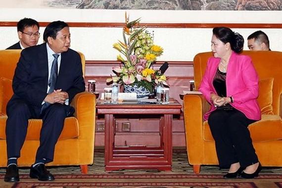 加强越中经贸发展  共建繁荣友好关係