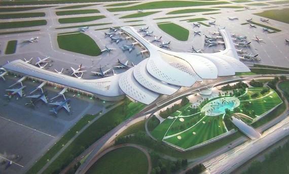 圖為隆城機場配景圖。(圖源:互聯網)