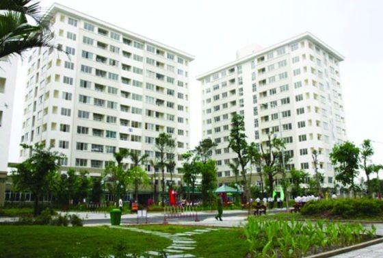 本市廉价公寓项目。(图源:互联网)