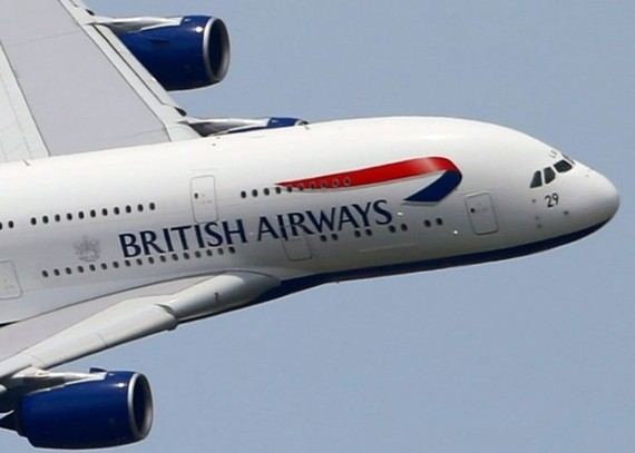 英國航空取消所有飛往開羅的航班一星期。(圖源:AP)