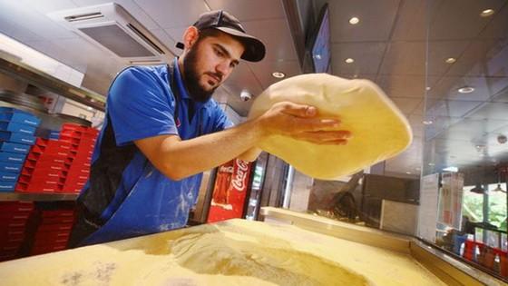 扎格羅斯在歐洲最快披薩製作者大賽連續三年獲得冠軍。(圖源:互聯網)