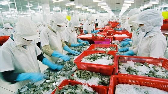 我国水产品外销中国的产量递减。(示意图源:互联网)