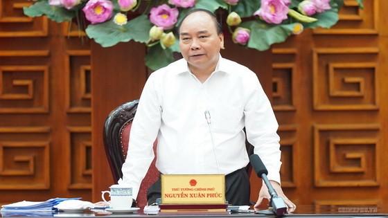 政府總理阮春福。(圖源:Chinhphu.vn)