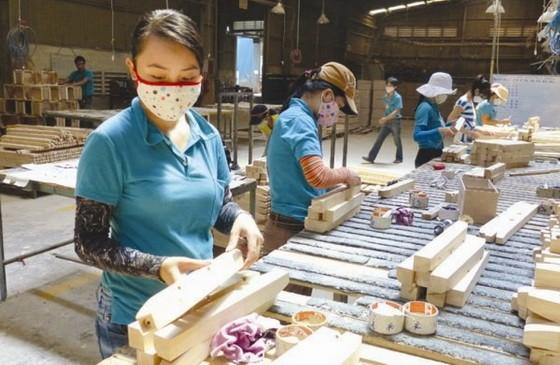 木材加工产业劳工技术有待提高。