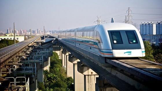 北南高速铁路拟 2021 年建设。(示意图源:田升)