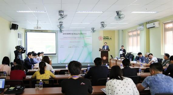 """Chuỗi hội thảo khoa học quốc tế """"Kinh doanh điện tử và ứng dụng"""" và """"Kinh tế học quản trị và Quản trị Marketing"""" lần thứ 7"""