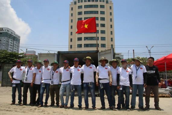 Đội chủ nhà Đà Nẵng - Việt Nam chờ khai hoả