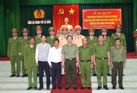 Công an Đà Nẵng thành lập lực lượng trấn áp tội phạm 911