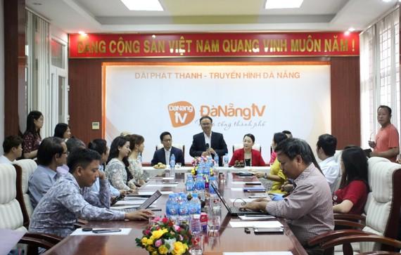 DanangTV họp báo giới thiệu chương trình