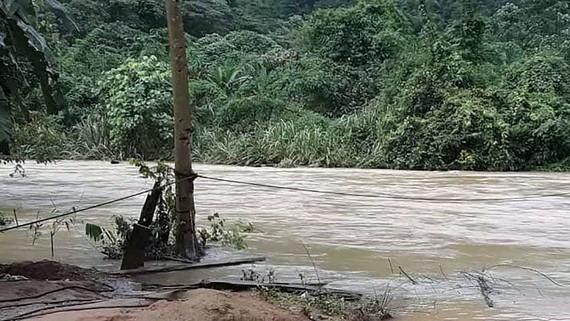 Đoạn sông xảy ra sự việc