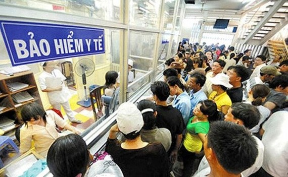 The Vietnam Social Insurance Agency rejected VND3 trillion (US$132.2 million) in health insurance fees in the first four months of this year, the agency reported at a meeting with local media in the capital Tuesday. (Photo: bhxhgl.gov.vn)