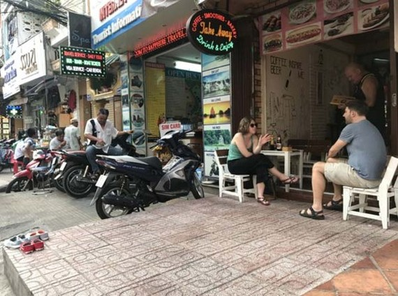 HCMC will open the second walking street in Bui Vien street, District 1 (Photo: SGGP)