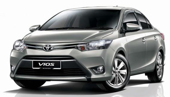Toyota recalls 20,000 Vios, Yaris cars for airbag problem