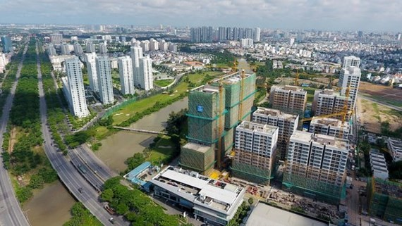 HCMC planning information is expected to be available in smartphones in November 2017 (Photo: SGGP)