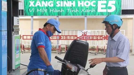 Nationwide sale of bio gasoline E5 to start sooner than schedule