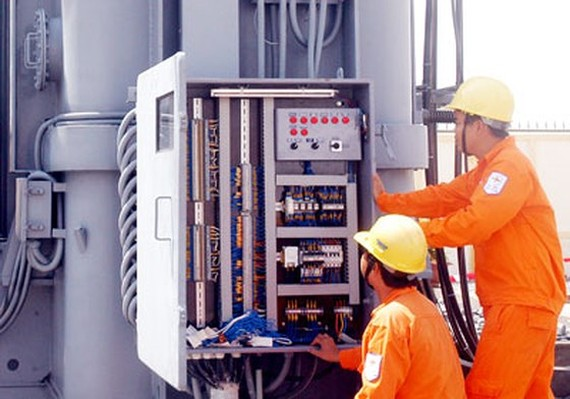 Retail power prices increase to VND1,720.65 a kWh from December 1, 2017  (Photo: SGGP)