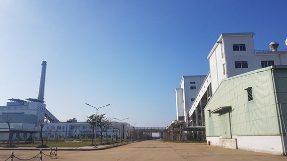 Chu Lai soda plant (Photo: SGGP)