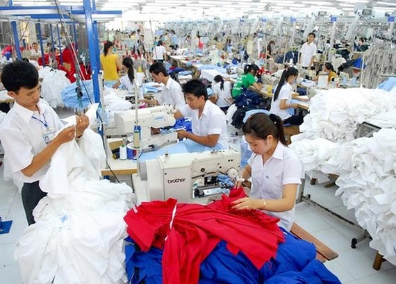 Nha Be Garment Corporation (Photo: SGGP)