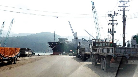 Quy Nhon seaport has been sold to a private firm at low price after equitization