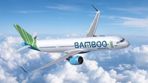 Prime Minister Nguyen Xuan Phuc has agreed in principle the granting of an air transportation business licence to Bamboo Airways (Photo: VNA)