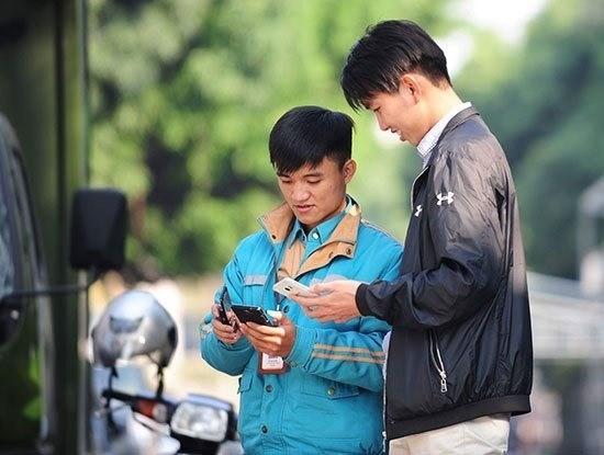 Vietnam will develop 5G mobile connectivity this year. (Photo: Vietnambiz)