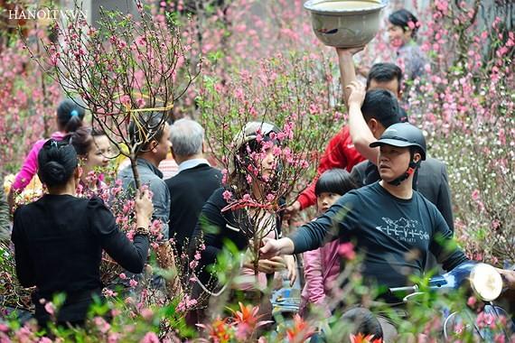 Hanoi's CPI surges 0.22 percent in January