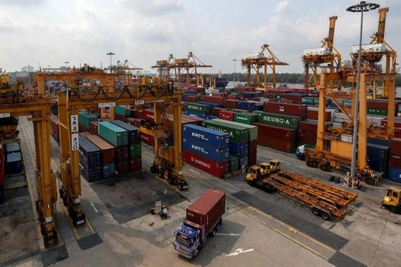 Thailand's export growth is forecast to reach 5-7 percent in 2019, said the Thai National Shippers' Council (Photo: Reuters)