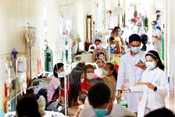 Philippine parents and guardians urged to bring their children aged six to 59 months to health centers for free measles vaccination. (Source: philstar.com)
