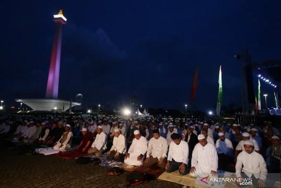 At the gathering (Source: VNA)