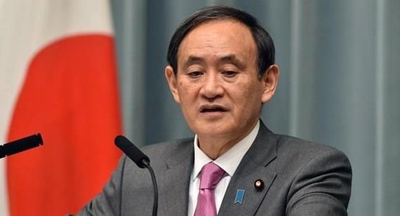 Japan's Chief Cabinet Secretary Yoshihide Suga (Source: AFP)