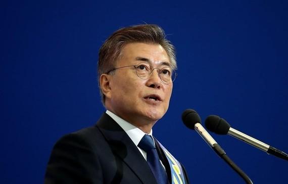 RoK President Moon Jae-in. (Source: Time Magazine)