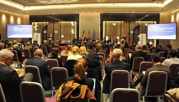 Scene at the event (Photo: VNA)