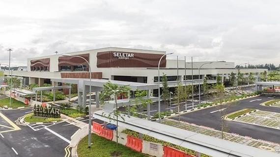Selatar airport (Source: Changi Airport Group)