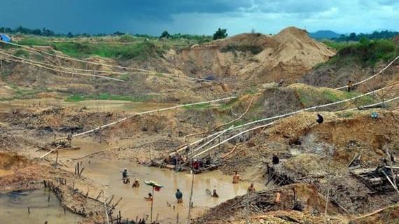 Diamond mining popular in Banjarbaru (Source: indonesiainside.id)