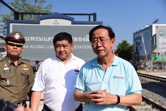 Thailand's Ministry of Transport is set to reopen services on the Aranyaprathet-Poi Pet railway connecting the rail networks of Thailand and Cambodia (Photo: VNA)