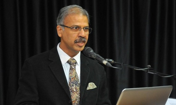 India's High Commissioner to Malaysia Mridul Kumar (Photo: malaysiakini.com)