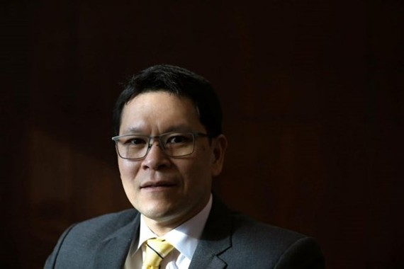 Governor of the Bank of Thailand (BoT) Veerathai Santiprabhob (Source: reuters)