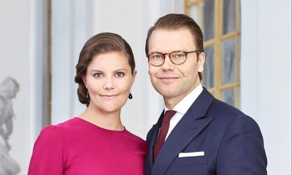 Crown Princess of Sweden Victoria Ingrid Alice Désiree and her spouse (Photo: royalcentral.co.uk)