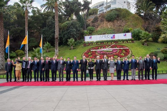 The APEC ministers responsible for trade meet in Viña del Mar, Chile on May 17 and 18. (Photo: apecchile2019.cl)