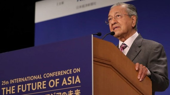 The annual event opens with a keynote address by the Malaysian Prime Minister. (Photo: asia.nikkei.com)