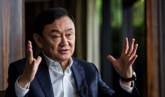 Former Thai Prime Minister Thaksin Shinawatra (Photo: AFP/VNA)
