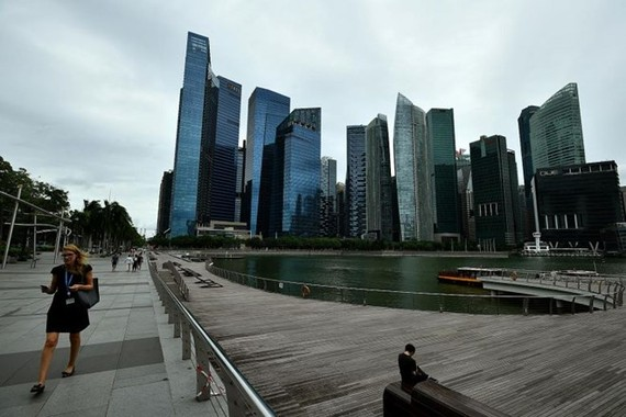 A corner of Singapore (Photo: straitstimes.com)