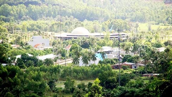 Jean Tran Thanh Van's science center has run into land value taxes (Photo: SGGP)