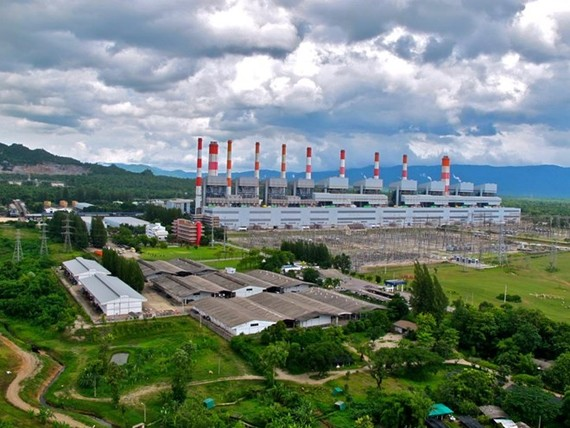 The state-run Electricity Generating Authority of Thailand plans to repower two existing units of the Mae Moh coal-fired power plant in Lampang. (Photo: bangkokpost.com)