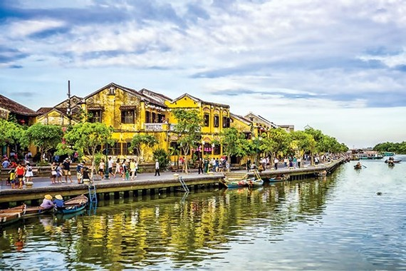 Hoi An ancient town in Quang Nam