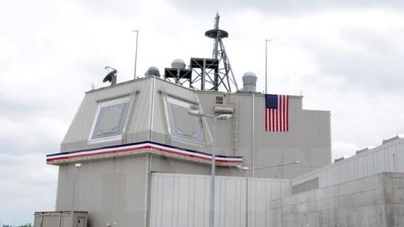 Hệ thống lá chắn tên lửa AEGIS Ashore của Mỹ tại căn cứ Deveselu, Romania