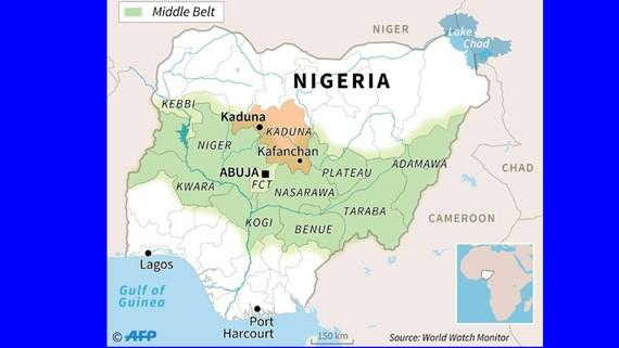 Nigeria: Liên tiếp xảy ra các vụ bắt cóc du khách