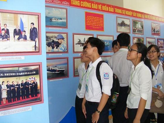 Tuyên truyền bảo vệ chủ quyền, phát triển bền vững biển, đảo