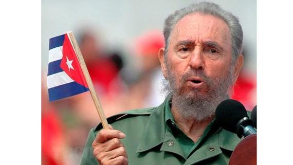 Chủ tịch Cuba Fidel Castro. Nguồn: EPA/TTXVN