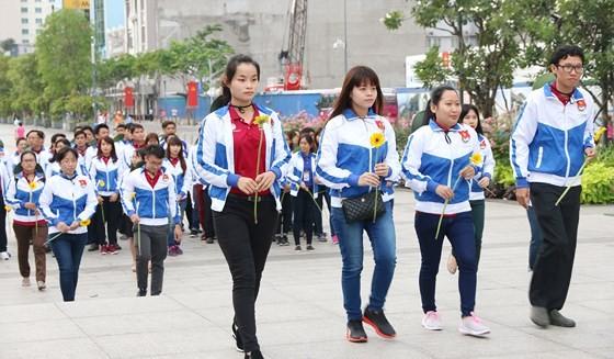 Hoạt động tình nguyện của thanh niên TPHCM